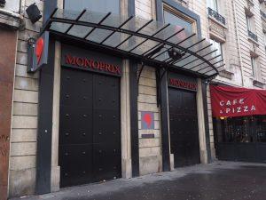 パリのお店は日曜日休みのところが多い。みんなで休めば、勤務体制も効率化されていいとも思います。人手不足や、雇用待遇改善のながれのなかで、今後、いつお店を開けるか、閉めるかは、いろんな選択がでてきていいと感じました。